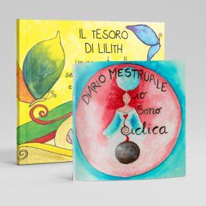 Il tesoro di Lilith + Diario Menstruale